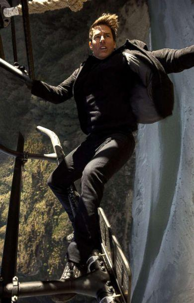 PHOTO: Tom Cruise in a scene from 'Mission Impossible - Fallout.' (Paramount Pictures)