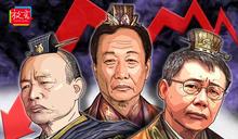 《郭董退選專輯》【瑞不可擋】布局失敗的三國演義
