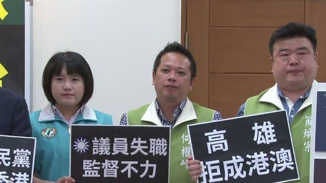 民進黨團轟賣台 韓國瑜回嗆「豬八戒扯後腿」