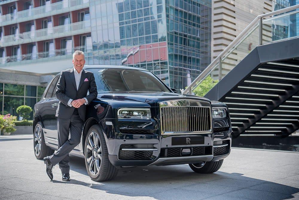 勞斯萊斯2019年度全球銷量創品牌116年歷史新高、首款SUV車型Cullinan熱銷居功至偉!