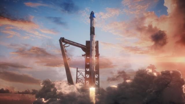 Getting Closer – SpaceX and NASA to Test Rocket for Human Space Flight
