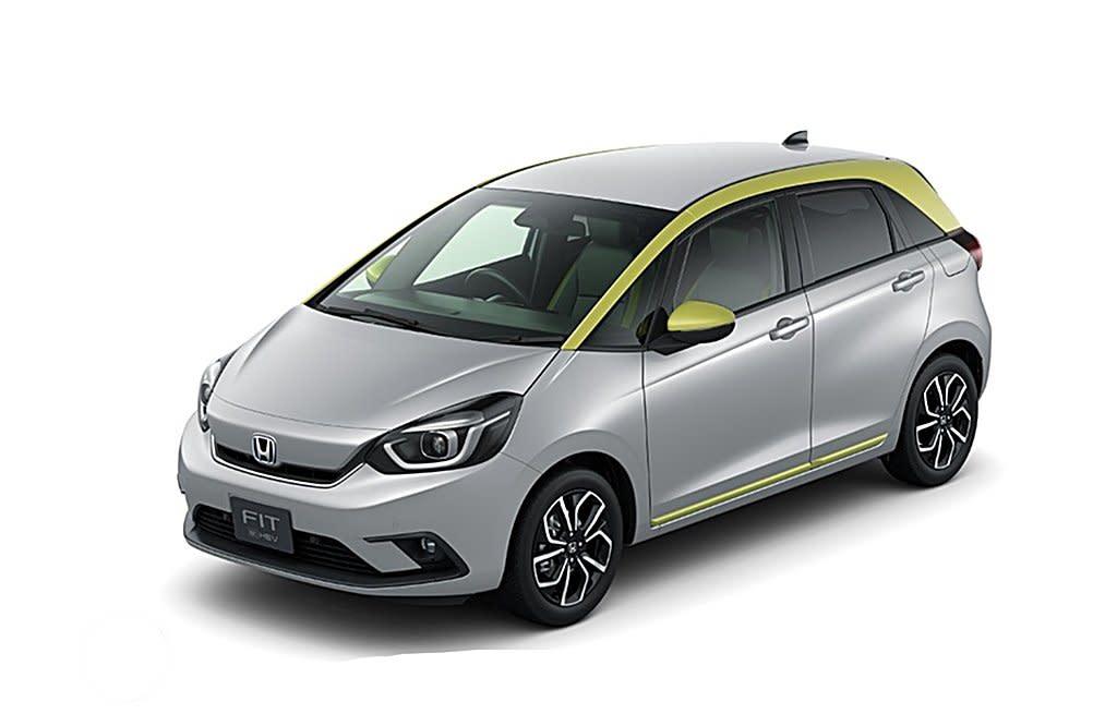【東京車展】HONDA全新FIT登場結合Honda Sensing和e:HEV油電技術