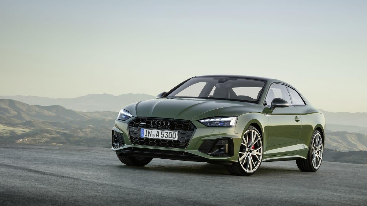 Audi A5小改款、RS6 Avant、RS7 Sportback連袂現身法蘭克福車展 !!