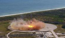 SpaceX再有創舉 發射回收火箭和太空船
