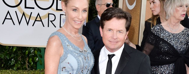 Michael J. Fox and Tracy Pollan (George Pimentel/Contributor)