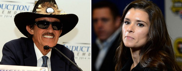 Racing legend's cold diss of Danica Patrick