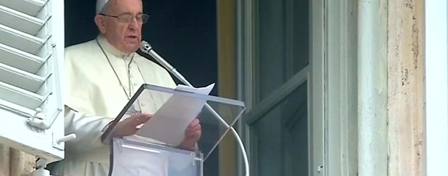 Pope uses curse word in Vatican address