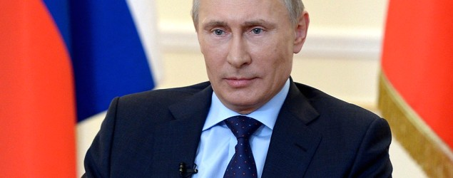 Russian President Vladimir Putin Crimea vote is fully legal. (Reuters)