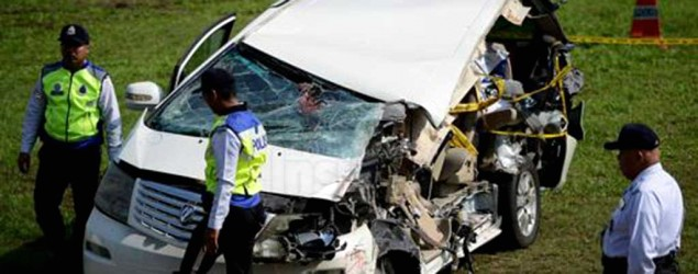 Lorry driver in Karpal crash tests positive for drugs (TMI)