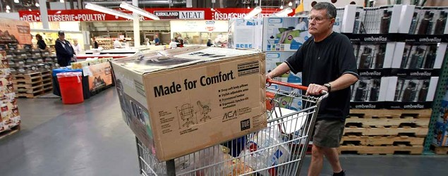 The so-called Costco Code really does exist (AP)