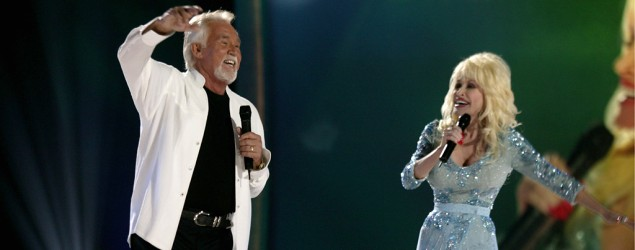 Dolly Parton and Kenny Rogers (Ed Rode/WireImage)