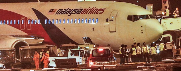 A Malaysia Airlines flight heading to India turned back four hours after it departed Kuala Lumpur. (AP photo)