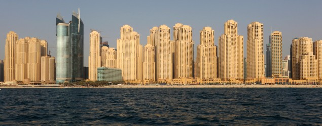 Jumeirah Beach Residences/Thinkstock