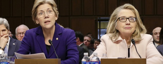 Why Clinton needs Warren to run in 2016 (AP)