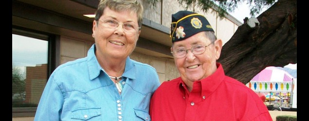 Gay veteran denied right to be buried with wife. (KBOI.com)