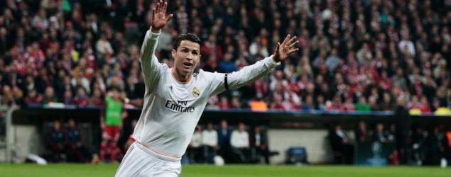 Cristiano Ronaldo Runner-Up Daftar Topskor Liga Champions
