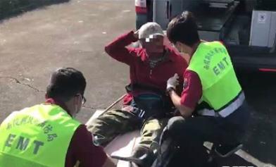 消防員惱了:我們的命也是命