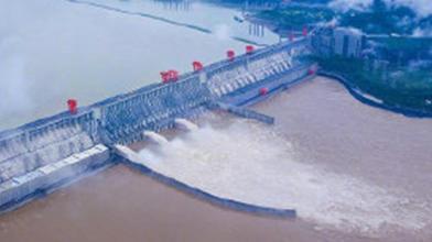 1號洪水通過三峽大壩 警報未解