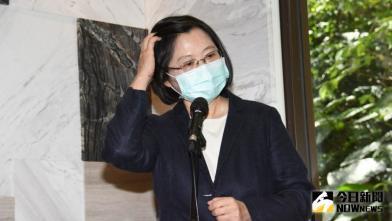 小英在乎香港 認真還是糊弄?