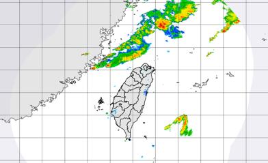 鄭明典:小心強降雨與下暴流