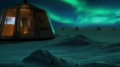 全世界最北端飯店 睡5晚要價300萬