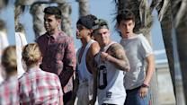 YouTube's The Janoskians Pose For Teen People in Venice Beach