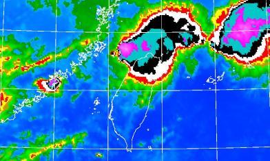 豪大雨炸全台 21縣市小心了