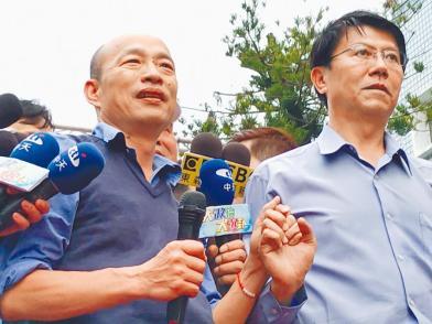 謝龍介驚爆選黨主席 修這項黨章