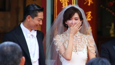 Akira婚禮誓詞:讓志玲成為最幸福的人