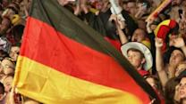 Raw: Thousands Celebrate World Cup Win in Berlin
