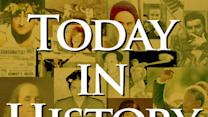 Today in History for July 27th