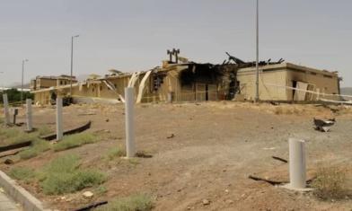 伊朗核設施火災 俄媒:是炸彈
