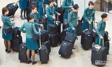 總座宣告 長榮要徵200空服員