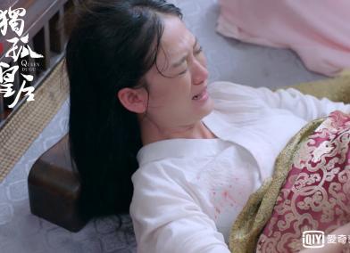 《獨孤皇后》陳喬恩生了!  陳曉癡心喊話幫助產