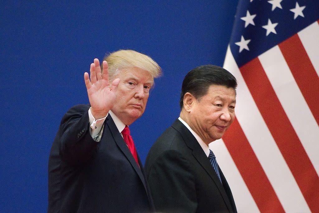特朗普將開記招談中國 英或予持BNO者更大簽證權利