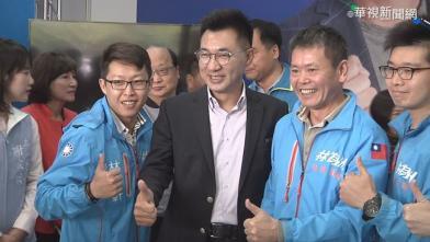 江啟臣參選黨主席 青壯派對決中生代