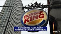 Burger King, Tim Hortons deal official with Warren Buffett's help