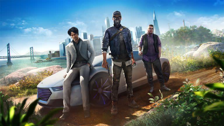 直播期間限時免費領《看門狗2》!Ubisoft 發表會將公布新作消息