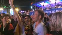 World Cup Celebration Prevails Through Berlin Night