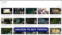 Amazon to buy Twitch