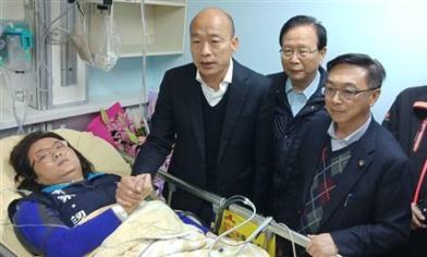 陳玉珍送重症室 台大醫院道歉