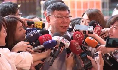 柯文哲:吳音寧不懂政治危險