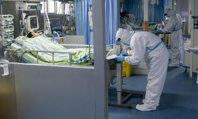 WHO罕見重話:對疫情非常擔憂