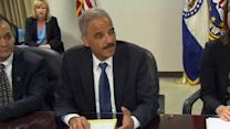 "Holder: ""We are looking for violations of federal criminal civil rights statutes"""