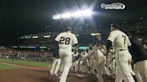 Posey's walk-off homer