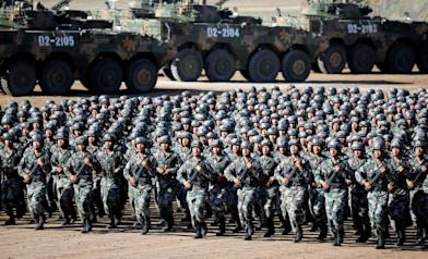 美披露:中國恐隨時突襲台海