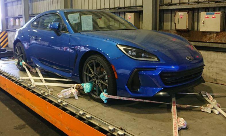2022 Subaru BRZ測試車目擊!終於要來了嗎?
