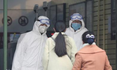 陸方證實:病毒可透過接觸傳染