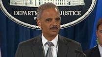 Holder: the DOJ Stands Behind Ferguson