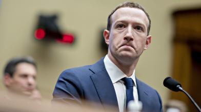 臉書拒加註川普貼文 員工罷工
